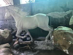 New Running horse in production